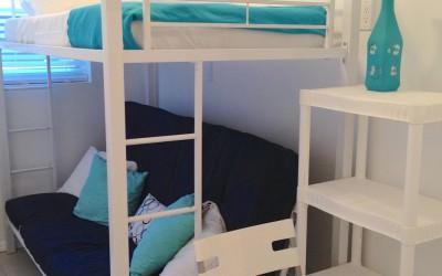 Bikini Hostel twin Rooms