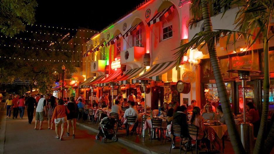 Miami Beach Española Way