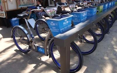 Tourist Bike Rack